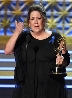 Outstanding Supporting Actress in a Drama: Ann Dowd (The Handmaid's Tale)