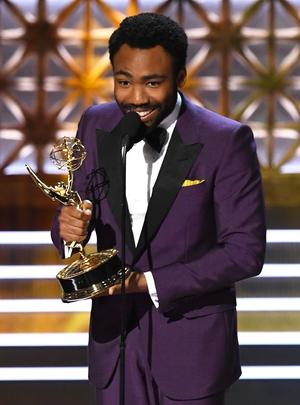 Outstanding Actor in a Comedy Series: Donald Glover(Atlanta)