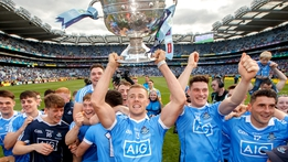 Where were the Dublin players? | International Rules