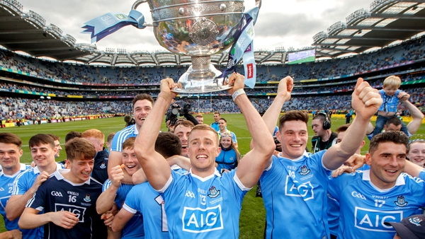 Dublin celebrate