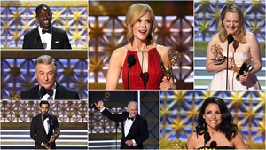 Will you be smiling like the Emmy winners when you get your score?