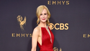 Nicole Kidman owned the Emmy red carpet