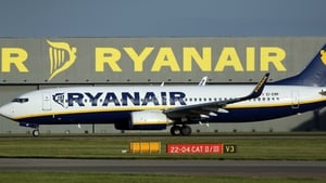 David Holohan, from Merrion Capital, tells Brian Finn the near 9% drop in Ryanair's shares on Friday reflects the uncertainty as to where the airline goes from here