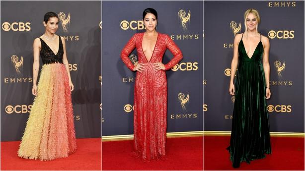 Zoe Kravitz, Gina Rodriguez and Shailene Woodley