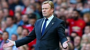 Ronald Koeman's Everton have had an indifferent start to the season