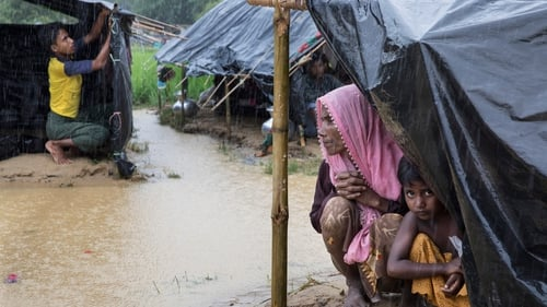 Suu Kyi condemns human rights violations in Myanmar's Rakhine (Second Lead)
