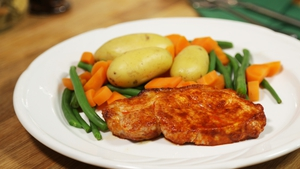 Smokey Pork Chops: Operation Transformation