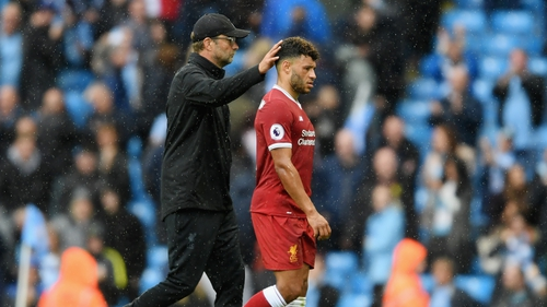 Alex Oxlade-Chamberlain in line for shock Liverpool return this season