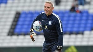 Dean Kiely has linked up with Alex Neil again at Preston North End (Picture: www.pnefc.net)