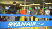 Six One News (Web): Confusion and despair for Ryanair passengers