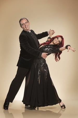 Rev Richard Coles and Dianne Buswell