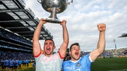 Five-time All-Ireland winners McCarthy and McManamon
