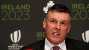 Philip Browne and the Irish bid team are battling to host the World Cup in 2023