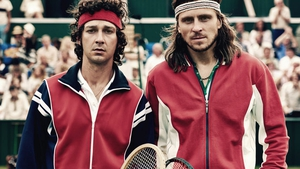 Borg/ McEnroe: destined after it was all over to be great friends
