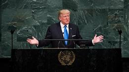 Trump warns US may have to 'destroy' North Korea   RTÉ News