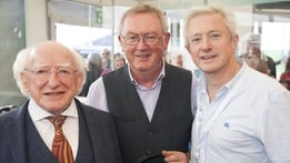 Day 1 at the Ploughing Championships | RTÉ News