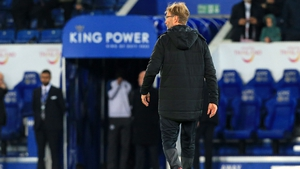 Jurgen Klopp returns to Leicester after suffering a midweek defeat there