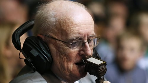 Jimmy Magee has died aged 82