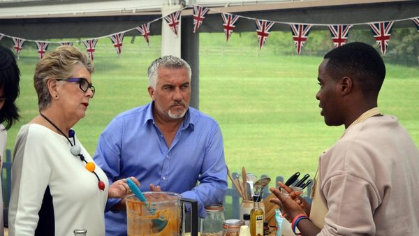Great British Bake Off: Shirts, Stroopwafels & Show Stoppers