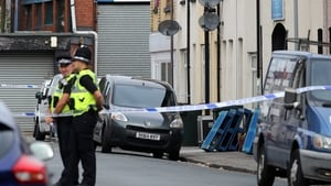 Men aged 30 and 48 were detained during a raid by counter-terrorism officers at a home in Newport