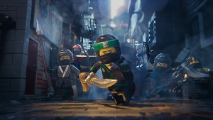 We have five pairs of tickets to giveaway to a special screening of THE LEGO® NINJAGO® MOVIE