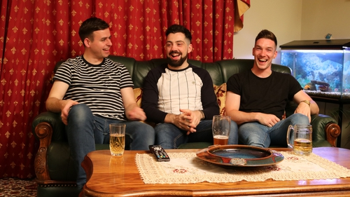 The new Louth lads on Gogglebox Ireland
