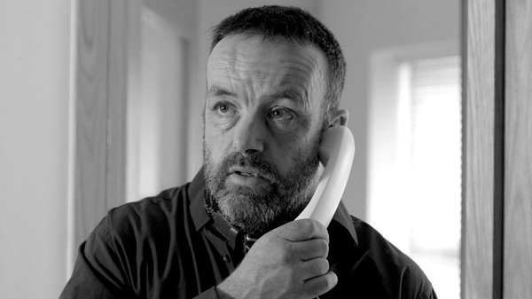 John Colleary stars in John Corcoran's award-winning short film Fragile -watch it below.