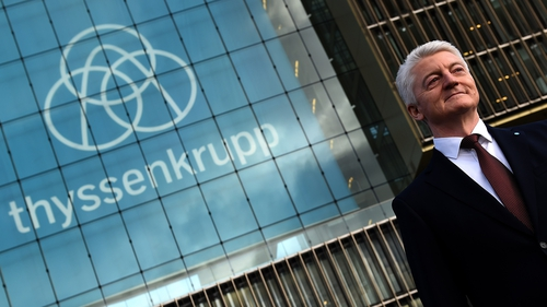 MOU signed in ThyssenKrupp/Tata Steel merger