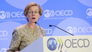 OECD seeing some 'short-term momentum' in world economy, says OECD's Catherine Mann