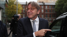 Verhofstadt: UK must come up with solution to avoid hard border