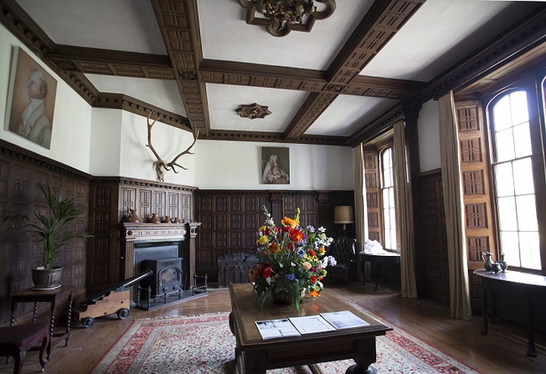 Wells house The Great Hall