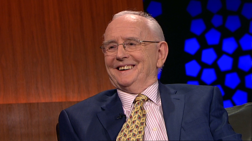 Jimmy Magee | The Late Late Show