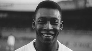 The great Pele