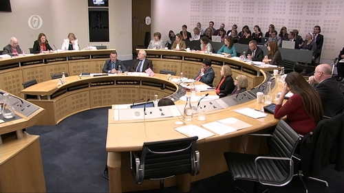 The Oireachtas Committee on the Eighth Amendment voted yesterdaynot to recommend the retention of the amendment in full