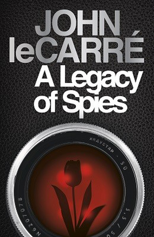 "Review:  ""A Legacy of Spies"" by John le Carré"