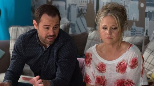 Linda gears up to tell Mick the truth about her illness on EastEnders