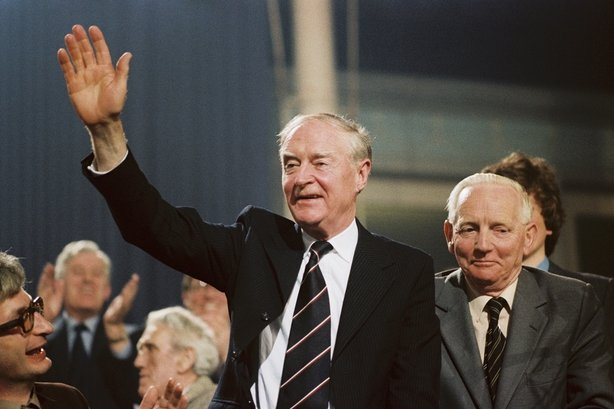 Former Taoiseach Liam Cosgrave has sadly passed away aged 97
