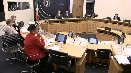 Members of the Public Accounts Committee meeting this morning
