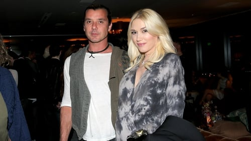 Gwen stefani dating gavin rossdale band