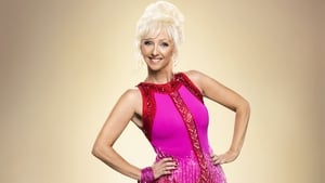 Strictly Come Dancing contestant Debbie McGee says the show has made her happy