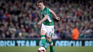 James McCarthy should be named in the Ireland squad