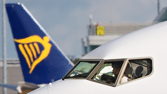 Ryanair write to C'ttee ahead of hearings from pilot association