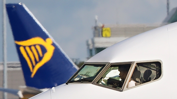 The Department of Transport said Ryanair would begin flights on 19 July, but Ryanair says no agreement has yet been reached