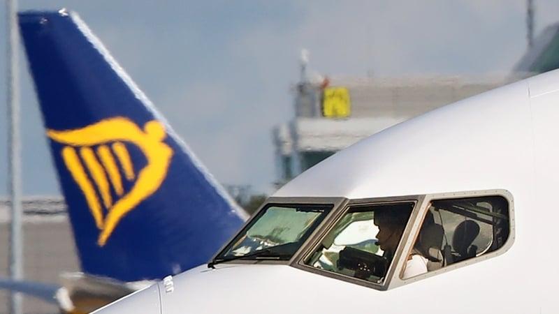 Ryanair to seek injunction blocking Irish pilot strike
