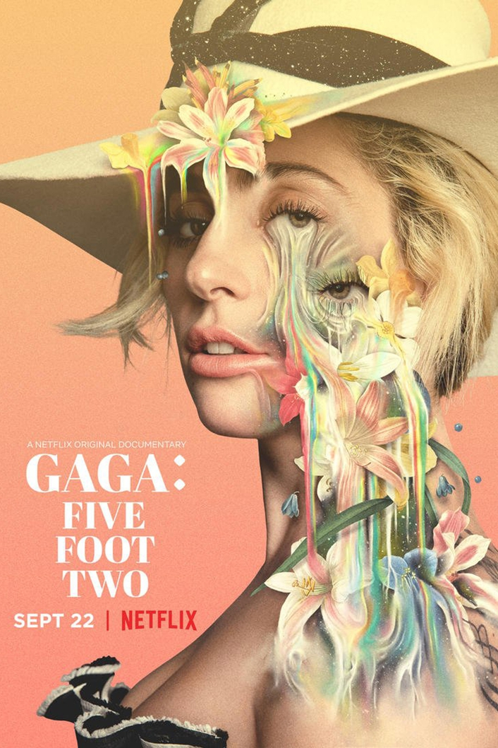 "Preview:  ""Gaga: Five Foot Two"", a documentary on Netflix"