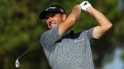 Padraig Harrington is three shots off the lead at the Portugal Masters