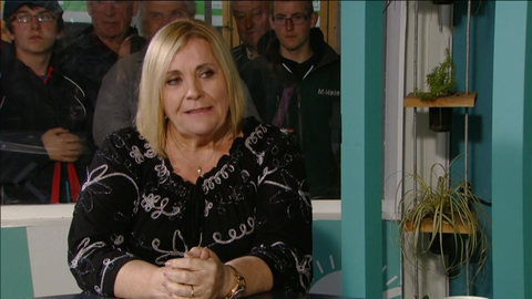 Mary Byrne | Ploughing Live