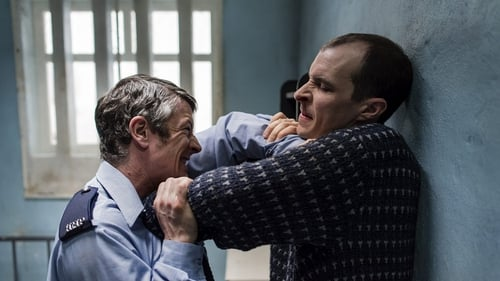 Barry Ward and Tom Vaughan-Lawlor star in the true story thriller Maze
