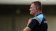 Dublin ladies senior manager Mick Bohan during the quarter-final win over Waterford
