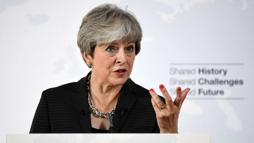 British prime minister Theresa May has hit back at a plot to topple her